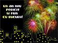 Un an nou fericit si plin cu bucurii!
