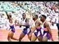 4x100m World Record (37.40)