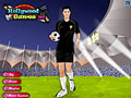 Christiano Ronaldo dress-up