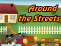 Around the streets - Curse pe strazi