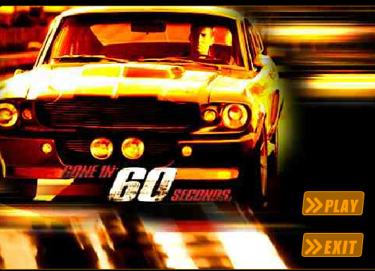 Gone in 60 seconds - Disparut in 60 de secunde