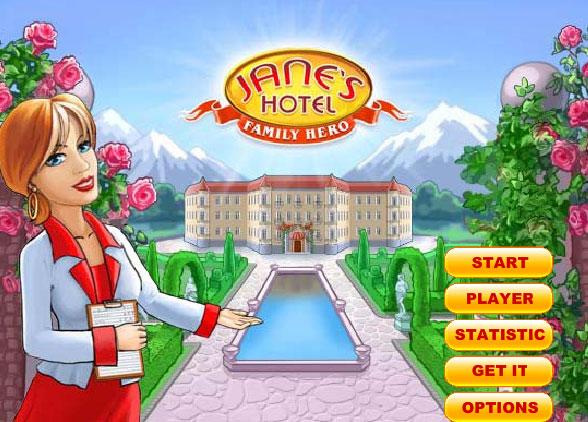 Jane`s Hotel - Hotelul lui Jane