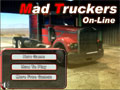 Mad Truckers - Curse cu camioane