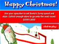 Santa Ski Jump - Sarituri cu schiurile