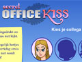 Scret Office Kiss - Sarutul secret de la birou