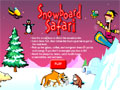 Snowboard Safari