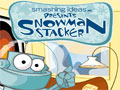 Snowman Stacker - Omul de Zapada