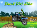 Stunt Dirt Bike -