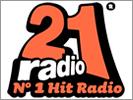 Radio 21 Radio Live - asculta online